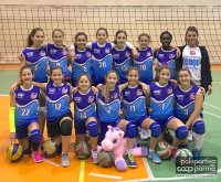 Coop Pallavolo - Squadra COOP GIALLE- UNDER 12-13 FIPAV